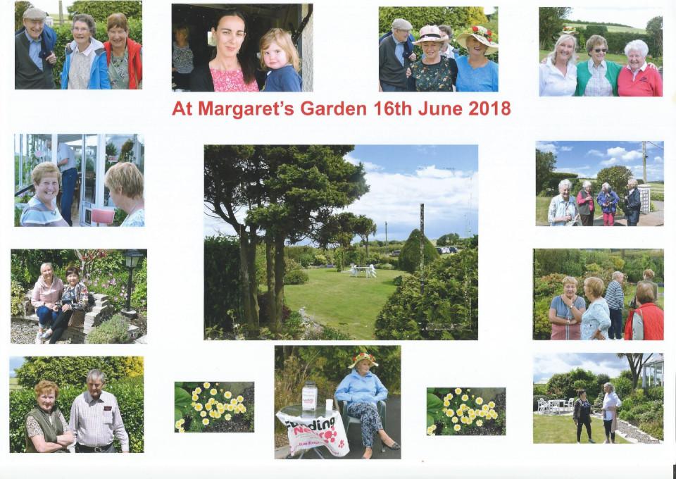 At Margaret's Garden